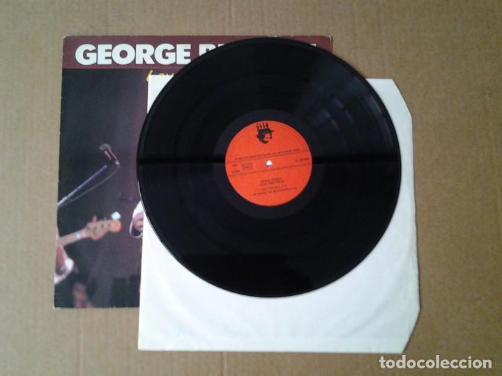 Discos de vinilo: GEORGE BENSON. LOVE FOR SALE - LP CLEO ED. HOLANDESA 1984 CL 001784 MUY BUENAS CONDICIONES. - Foto 3 - 167812340