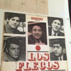 Discos de vinilo: DISCO , SINGLE , LOS FLECOS , AÑOS 60. Lote 167814080