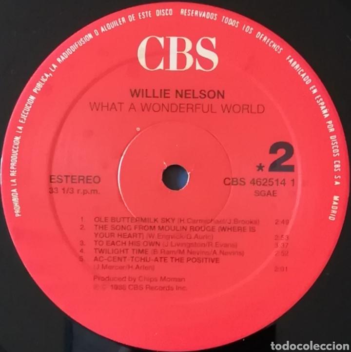 Discos de vinilo: Disco Willie Nelson - Foto 4 - 167814280