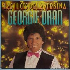 Discos de vinilo: GEORGIE DANN / LAS LUCES DE LA VERBENA / MAXI-SINGLE RCA 1989. Lote 167829168