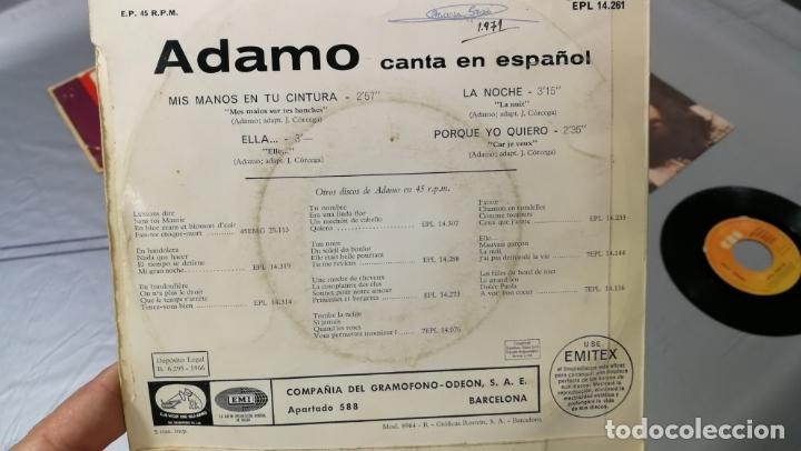 Discos de vinilo: LOTE DE 15 DISCOS SINGLES, 4 SIN CARATULAS, muy baratos salen a 3e la unidad - Foto 7 - 167830196