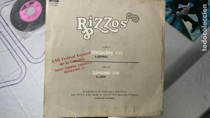 Discos de vinilo: LOTE DE 15 DISCOS SINGLES, 4 SIN CARATULAS, muy baratos salen a 3e la unidad - Foto 9 - 167830196