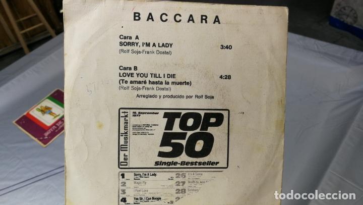 Discos de vinilo: LOTE DE 15 DISCOS SINGLES, 4 SIN CARATULAS, muy baratos salen a 3e la unidad - Foto 17 - 167830196