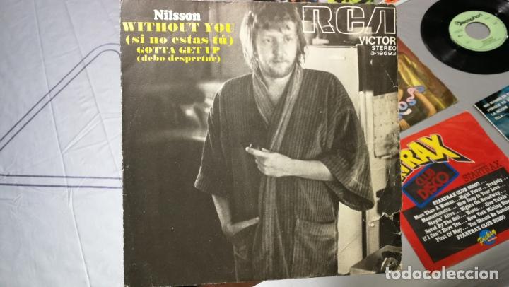 Discos de vinilo: LOTE DE 15 DISCOS SINGLES, 4 SIN CARATULAS, muy baratos salen a 3e la unidad - Foto 20 - 167830196