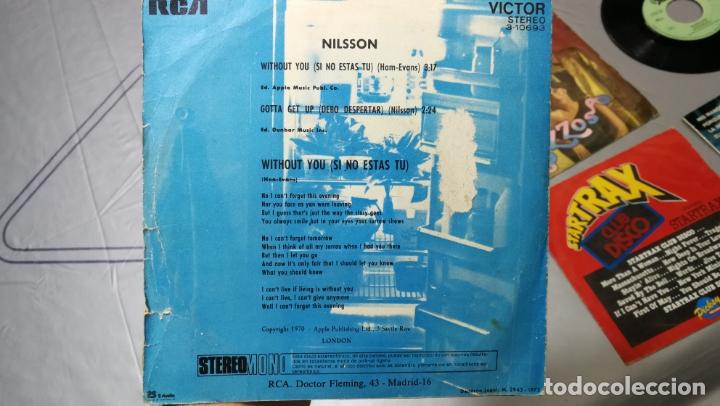 Discos de vinilo: LOTE DE 15 DISCOS SINGLES, 4 SIN CARATULAS, muy baratos salen a 3e la unidad - Foto 21 - 167830196