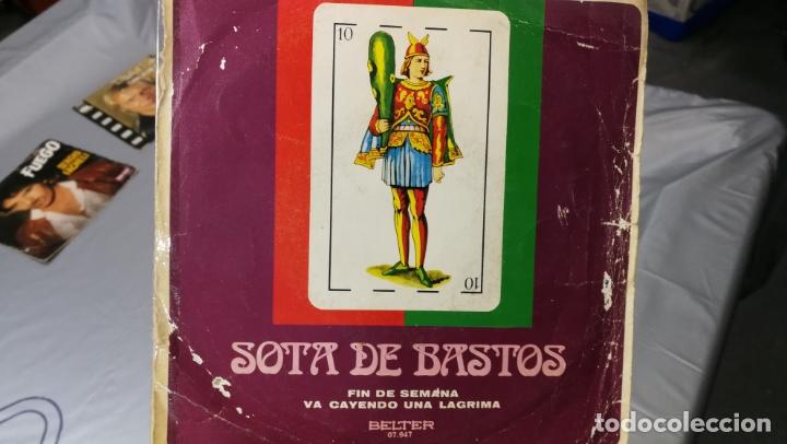 Discos de vinilo: LOTE DE 15 DISCOS SINGLES, 4 SIN CARATULAS, muy baratos salen a 3e la unidad - Foto 22 - 167830196
