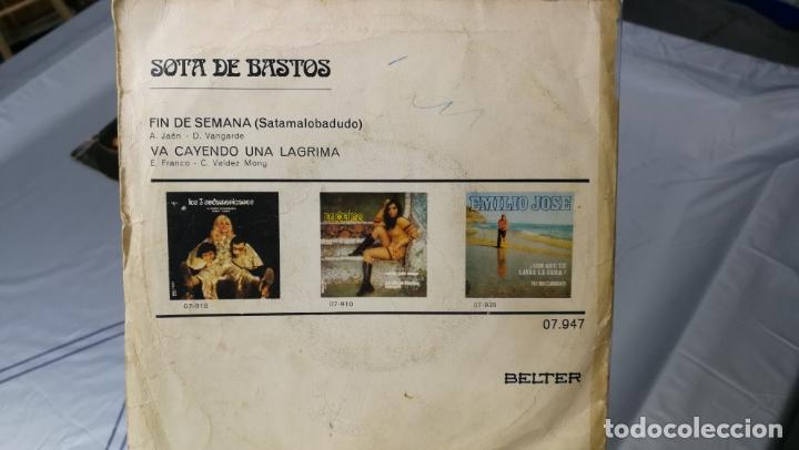 Discos de vinilo: LOTE DE 15 DISCOS SINGLES, 4 SIN CARATULAS, muy baratos salen a 3e la unidad - Foto 23 - 167830196