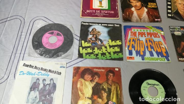 Discos de vinilo: LOTE DE 15 DISCOS SINGLES, 4 SIN CARATULAS, muy baratos salen a 3e la unidad - Foto 5 - 167830196