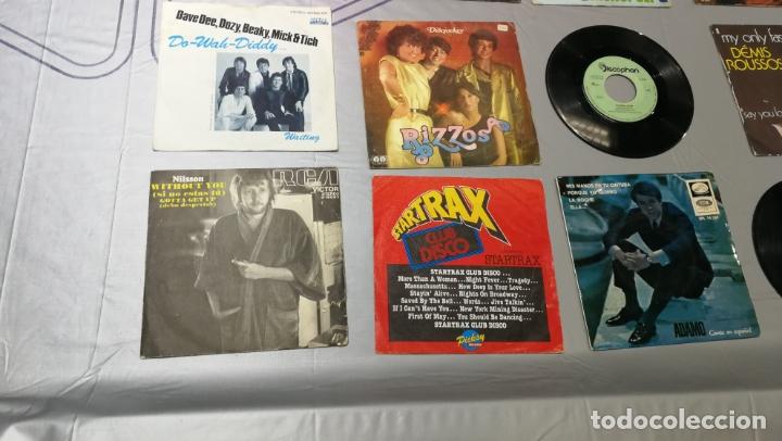 Discos de vinilo: LOTE DE 15 DISCOS SINGLES, 4 SIN CARATULAS, muy baratos salen a 3e la unidad - Foto 2 - 167830196