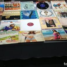 Discos de vinilo: LOTE DE 24 DISCOS LPS DE VINILOS MUY RAROS, SALEN MUY BARATOS A 5 E UNIDAD. Lote 167832760