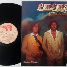 Discos de vinilo: BEE GEES AÑOS DORADOS 1975-1980 IMPECABLE. Lote 167862146