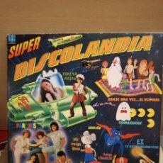 Discos de vinilo: DISCOLANDIA 1976. DOBLE VINILO.. Lote 167873564