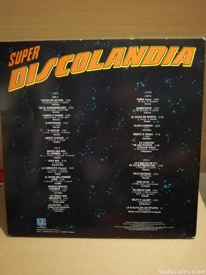 Discos de vinilo: Discolandia 1976. Doble Vinilo. - Foto 2 - 167873564