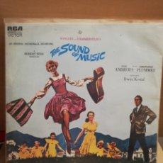 Discos de vinilo: SONRISAS Y LÁGRIMAS 1966. LP VINILO VERSION ESPAÑOLA.. Lote 167874178