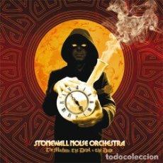 Discos de vinilo: LP STONEWALL NOISE ORCHESTRA – THE MACHINE, THE DEVIL & THE DOPE. Lote 167903152