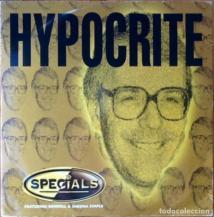 THE SPECIALS : HYPOCRITE [UK 1995] 12' (Música - Discos de Vinilo - Maxi Singles - Reggae - Ska)