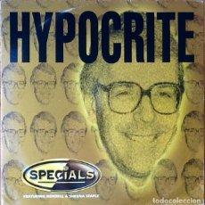 Discos de vinilo: THE SPECIALS : HYPOCRITE [UK 1995] 12'. Lote 167918216