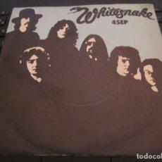 Discos de vinilo: WHITESNAKE - READY AN' WILLING(SWEET SATISFACTION) - SN - EDICION INGLESA DEL AÑO 1980.. Lote 167920316