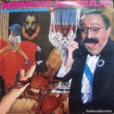 Discos de vinilo: MONCHO BORRAJO - MONCHORRADAS LP 1986. Lote 167941456