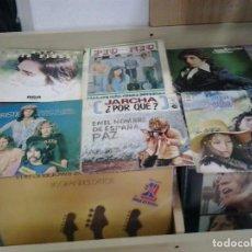 Discos de vinilo: LMV - LOTE DE 6 SINGLES VARIADOS. Lote 167964492