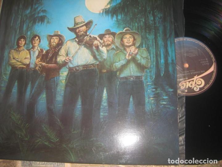 THE CHARLIE DANIELS BAND FULL MOON (1980-CBS)OG ESPAÑA LEA DESCRIPCION (Música - Discos - LP Vinilo - Pop - Rock - Extranjero de los 70)