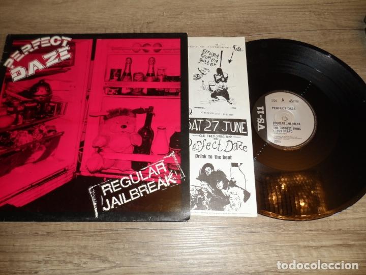 PERFECT DAZE - REGULAR JAILBREAK (Música - Discos de Vinilo - Maxi Singles - Punk - Hard Core)