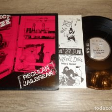 Discos de vinilo: PERFECT DAZE - REGULAR JAILBREAK. Lote 167969220