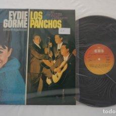 Discos de vinilo: VINILO LP - EYDIE GORME CANTA EN ESPAÑOL CON LOS PANCHOS / CBS. Lote 167981284