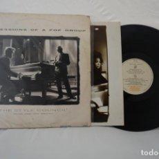 Discos de vinilo: VINILO LP - CONFESSIONS OF A POP GROUP THE STYLE COUNCIL / EMI. Lote 167982168