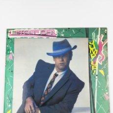 Disques de vinyle: ELTON JOHN JUMP UP! LP. Lote 167988896