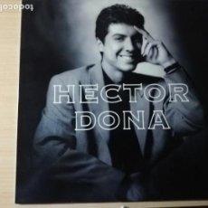Discos de vinilo: HECTOR DONA - LUNA DE AGOSTO. Lote 167992760