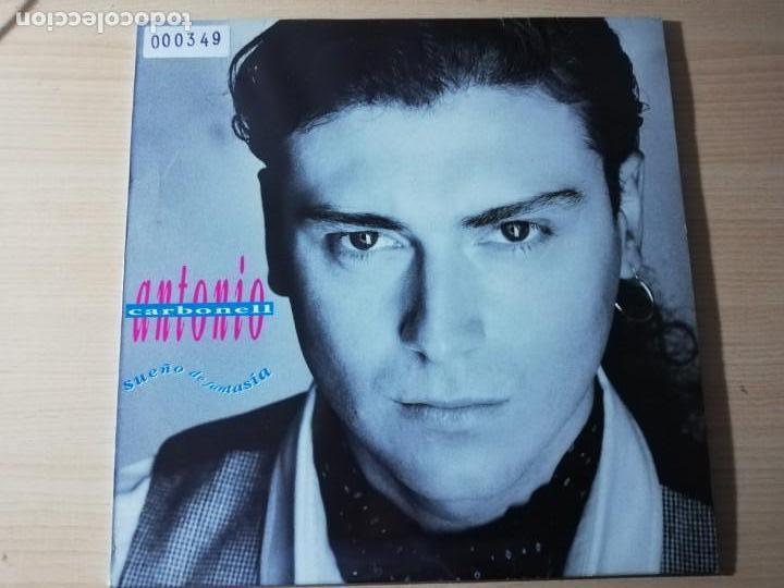 ANTONIO CARBONELL. SUEÑO DE FANTASIA (Música - Discos de Vinilo - EPs - Solistas Españoles de los 70 a la actualidad)