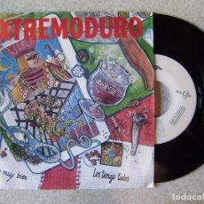 Discos de vinilo: EXTREMO DURO.ESTOY MUY BIEN-LOS TENGO TODOS...MUY RARO...EX...PROMO. Lote 167993768