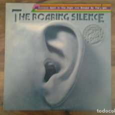 Discos de vinilo: MANFRED MANN'S EARTH BAND -THE ROARING SILENCE- LP WARNER BRONZE 1976/77 ED. AMERICANA BSK 3055. Lote 168044000