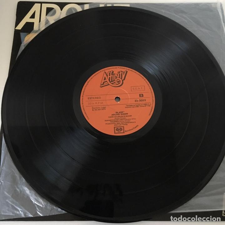 Discos de vinilo: LP - ARCHIE SHEPP - Blase - Foto 3 - 168063234