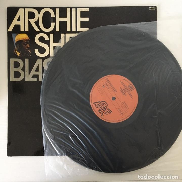 Discos de vinilo: LP - ARCHIE SHEPP - Blase - Foto 4 - 168063234