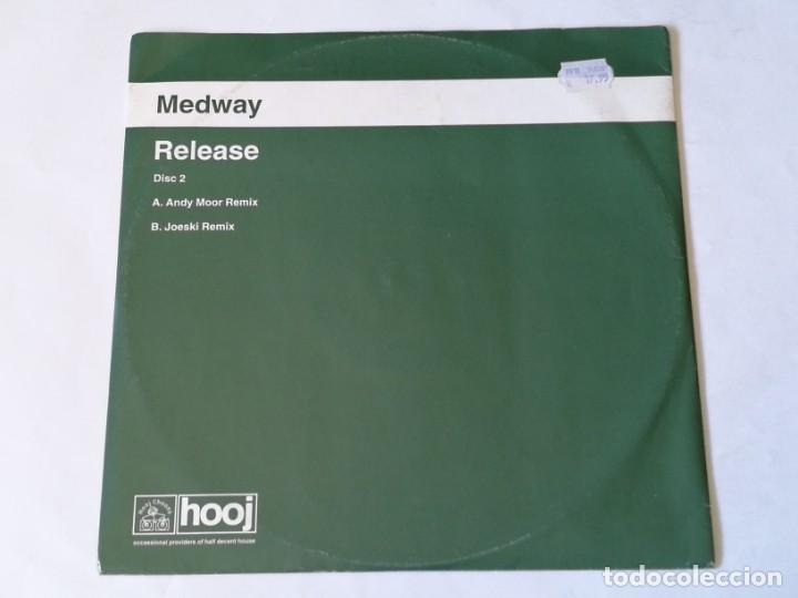 MEDWAY - RELEASE - 2001 (Música - Discos de Vinilo - Maxi Singles - Techno, Trance y House)