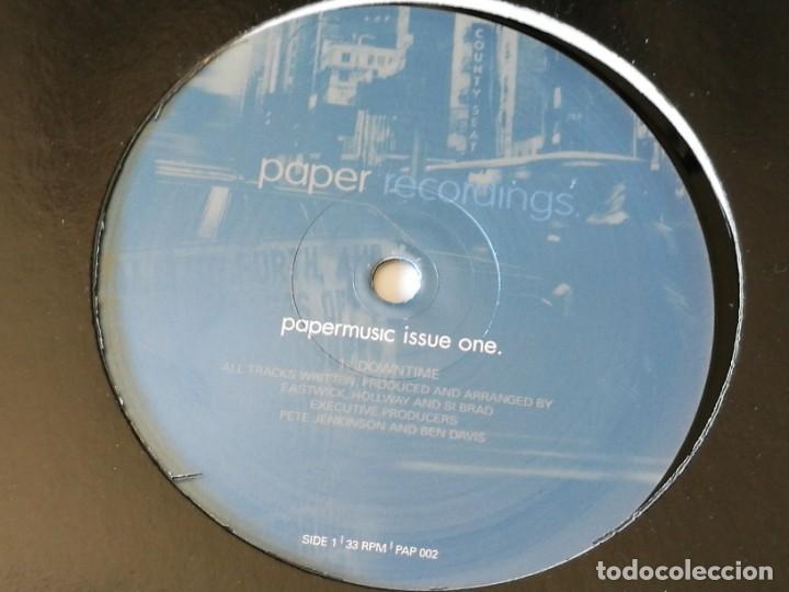 PAPERMUSIC - ISSUE ONE - 1995 (Música - Discos de Vinilo - Maxi Singles - Techno, Trance y House)