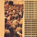 Discos de vinilo: ESKORBUTO - ESKIZOFRENIA - 2016 MUNSTER RECORDS - REEDICIÓN EN VINILO MORADO. Lote 168103200