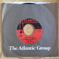 Disques de vinyle: THE BRIDES OF FUNKENSTEIN WHEN YOU'RE GONE SINGLE USA ATLANTIC 1978. Lote 168109548