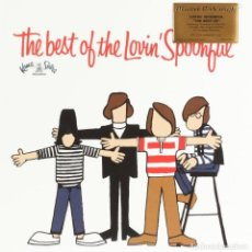 Discos de vinilo: THE LOVIN' SPOONFUL *LP 180G AUDIOPHILE VINYL *THE BEST OF THE LOVIN' SPOONFUL * GATEFOLD + POSTALES. Lote 168109780