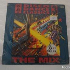 Discos de vinilo: VINILO LP - DISCO DANCE CLASSICS 3 THE MIX / STREETHEAT MUSIC. Lote 168111048