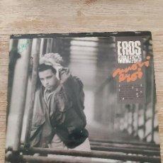 Discos de vinilo: LP EROS RAMAZZOTTI EN ITALIANO. Lote 168115712