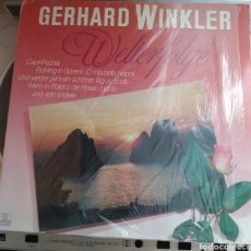 Discos de vinilo: GERHARD WINKLER - WELTERFOLGE. Lote 168117657