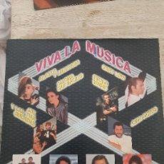 Discos de vinilo: LP DE MUSICA VARIADA ESPAÑOLA. Lote 168117952