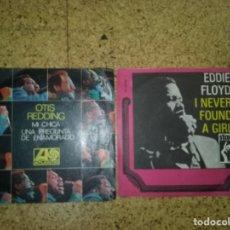 Discos de vinilo: LOTE EP'S - OTIS REDDING - EDDIE FLOYD. Lote 168125680