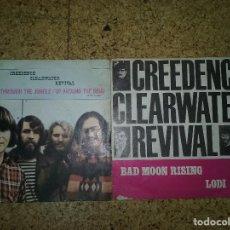 Discos de vinilo: LOTE EP'S - CREEDENCE. Lote 168125980