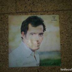 Discos de vinilo: LOTE EP'S - JULIO IGLESIAS UN CANTO A GALICIA. Lote 168126368