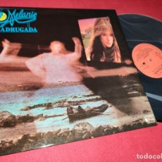 Discos de vinilo: MELANIE MADRUGADA LP 1976 ABC RECORDS GATEFOLD SPAIN ESPAÑA. Lote 168128488