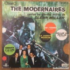 Discos de vinilo: THE MODERNAIRES EP EDIC ESPAÑA. Lote 168137476